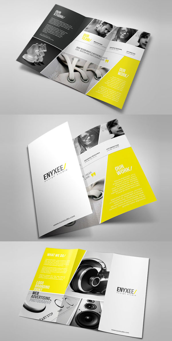 Corporate brochure design-24