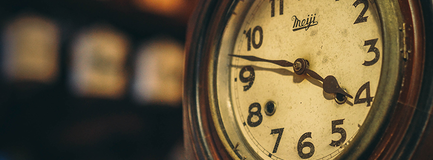 Old Clock facebook Cover