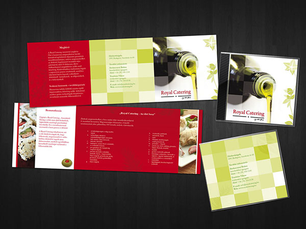 Royal Catering Brochure