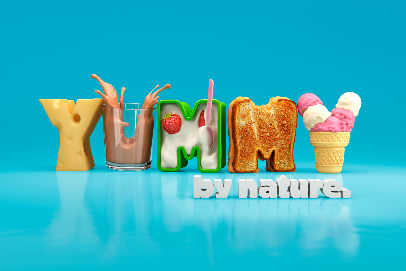 Yummy Art Direction Typography 2015 (1)