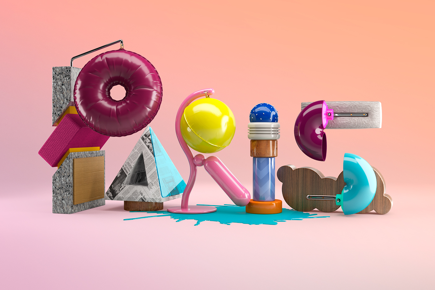 Yummy Art Direction Typography 2015 (14)
