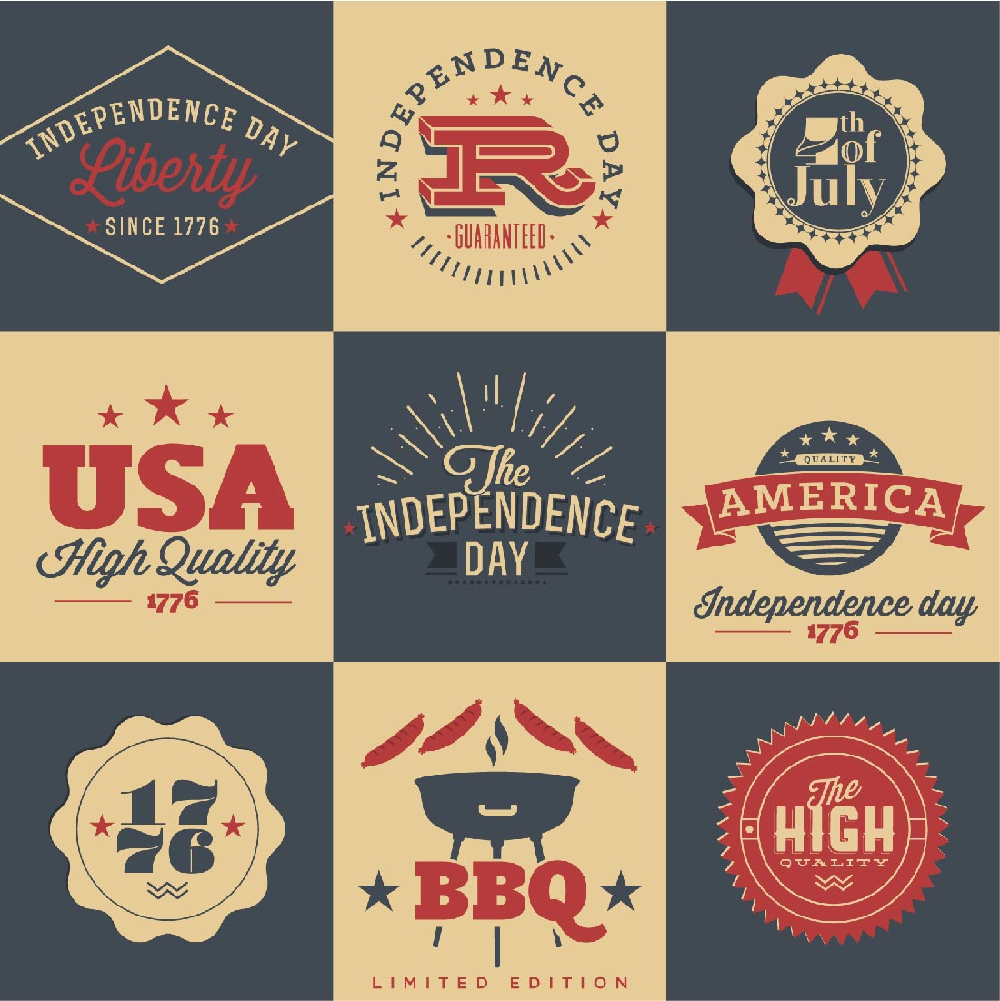 500+ Premium Vectors Collection 15