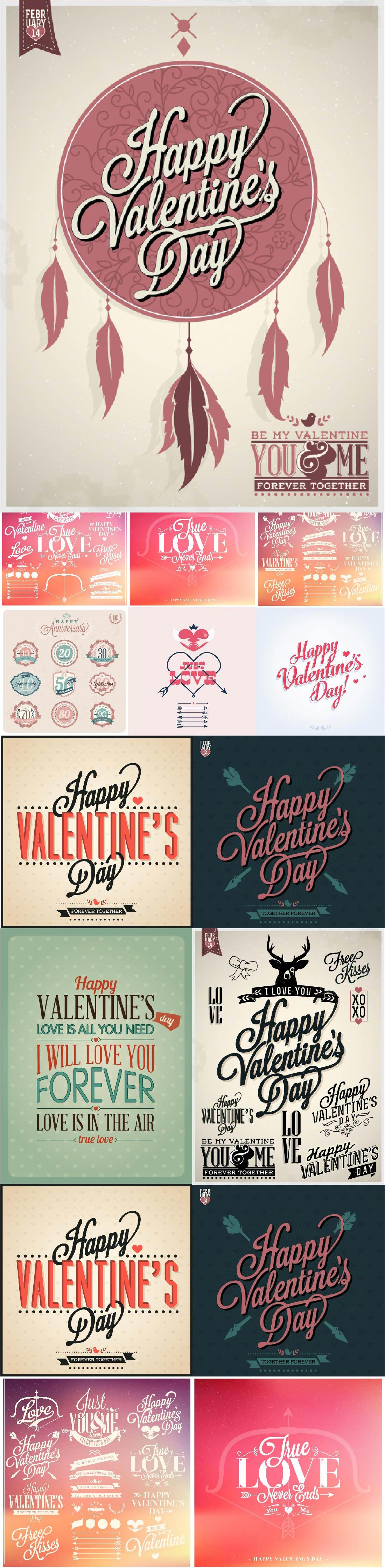 500+ Premium Vectors Collection 19