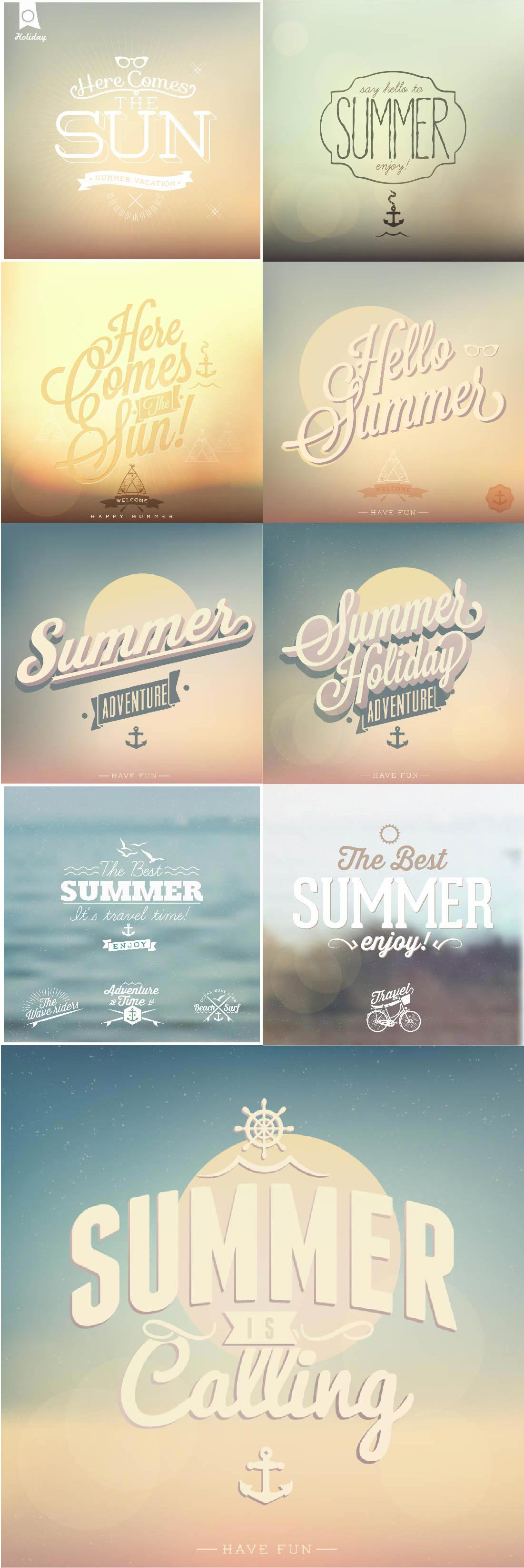 500+ Premium Vectors Collection 3