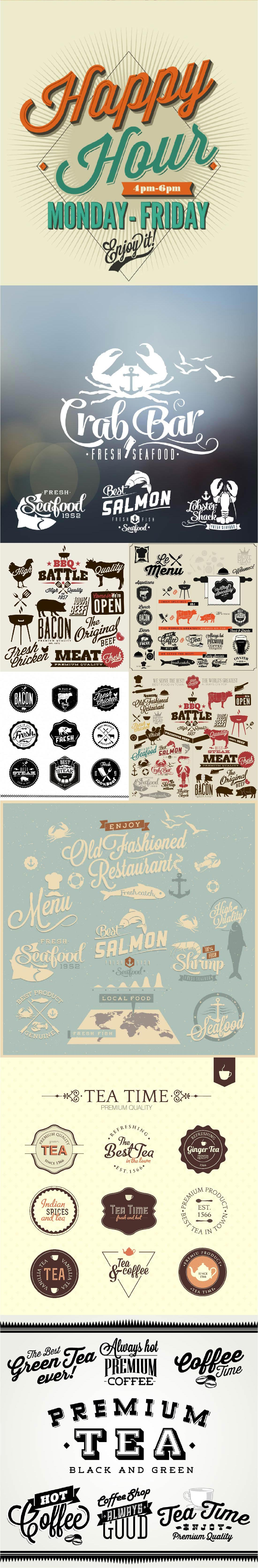 500+ Premium Vectors Collection 7