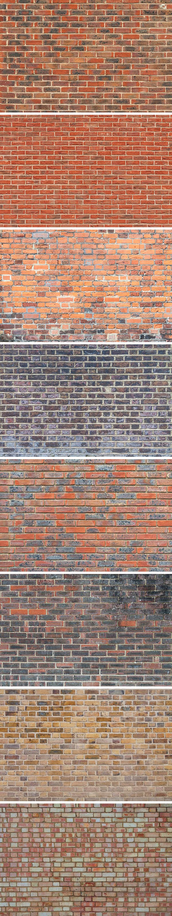 8 Free Brick Wall Texture Backgrounds