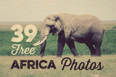 39 Free Retro African Photos