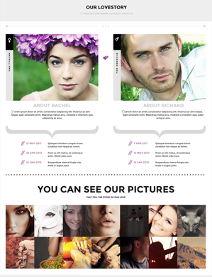 Wedding-Day-theme wordpress