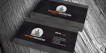 45 Creative Real Estate and Construction Business Cards