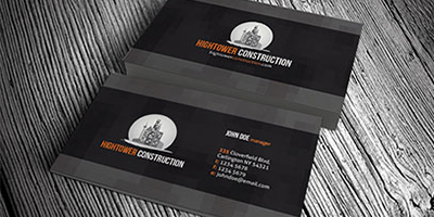 45 creative real estate and construction business cards colourmoves