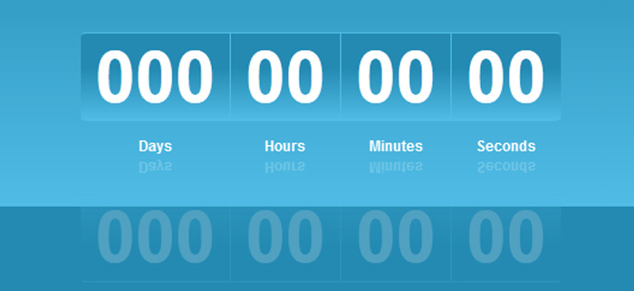 Free Download jQuery Count Down Plugin