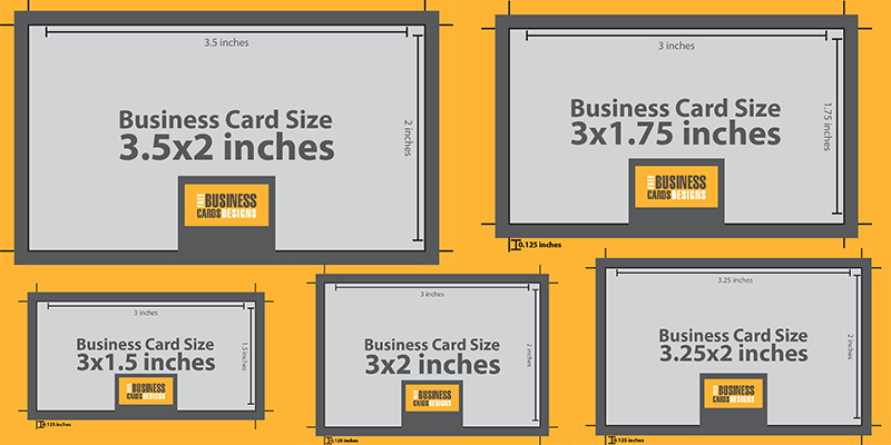 New Stock Of Size Of Business Card Business Cards Design Ideas
