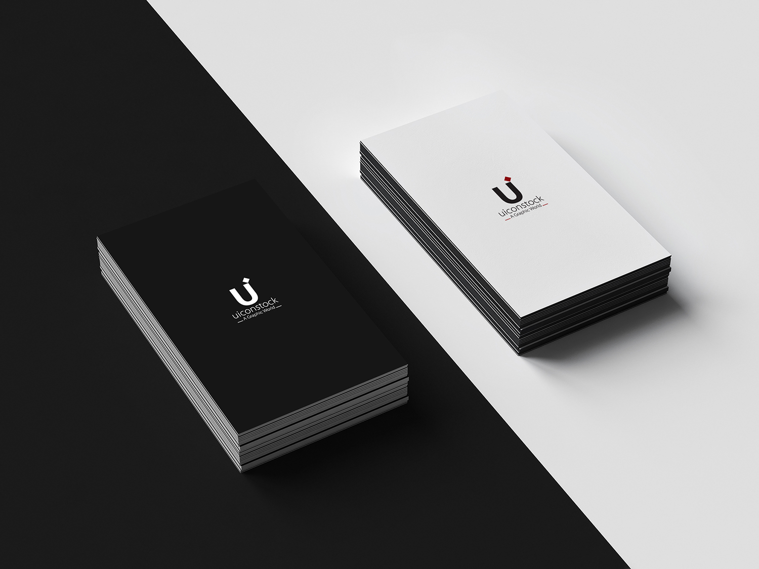 Business Card Illustrator Template | Business Card Sample