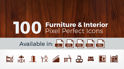 100-pixel-perfect-furniture-interior