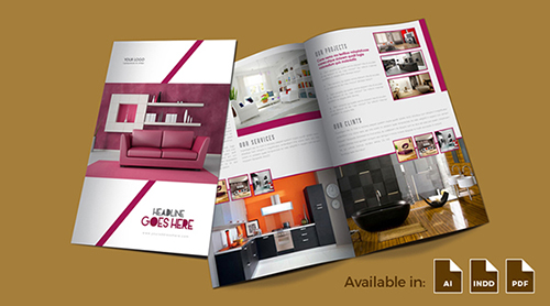 bi-fold-interior-brochure-design-template