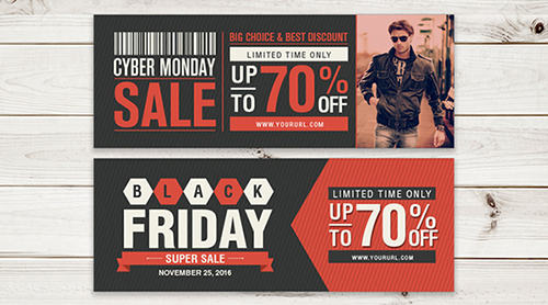black-friday-cyber-monday-web-banners-vector-file