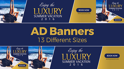 luxury-summer-vacations-ad-banners