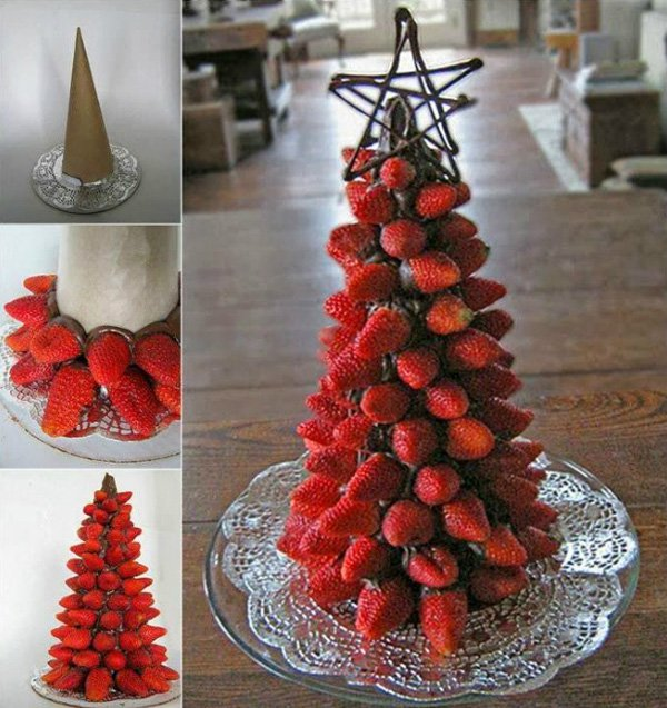chocolate-strawberry-christmas-tree-food