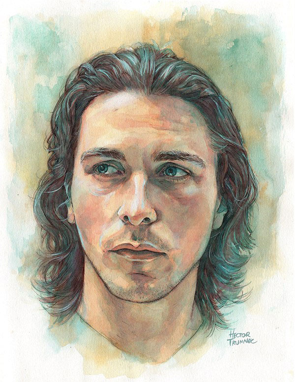 christian-bale-watercolor-illustration