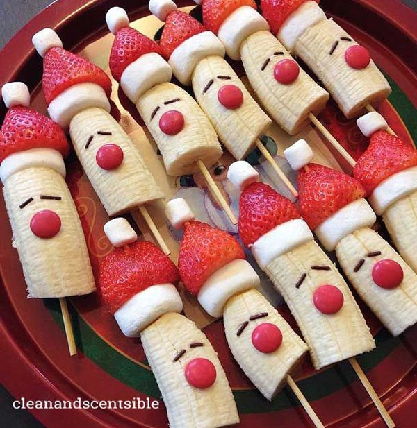 Finger Food Ideas Christmas Party Part - 50: ... Christmastreat-for-the-kids-food ...