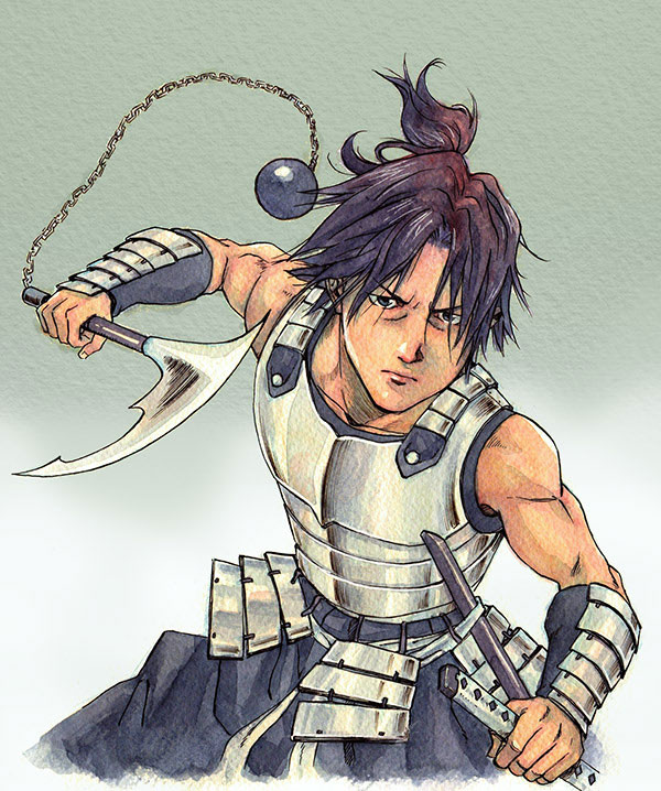 flowing-blade-bushido-project-illustration-3
