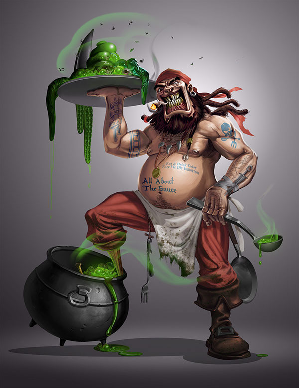crazy-pirate-cook-illustration