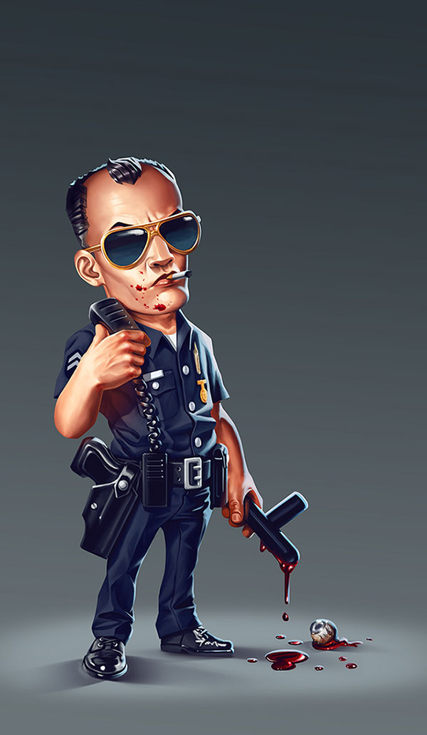 crime-coast-character-illustration
