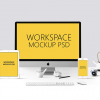 Workspace-Mockup-PSD