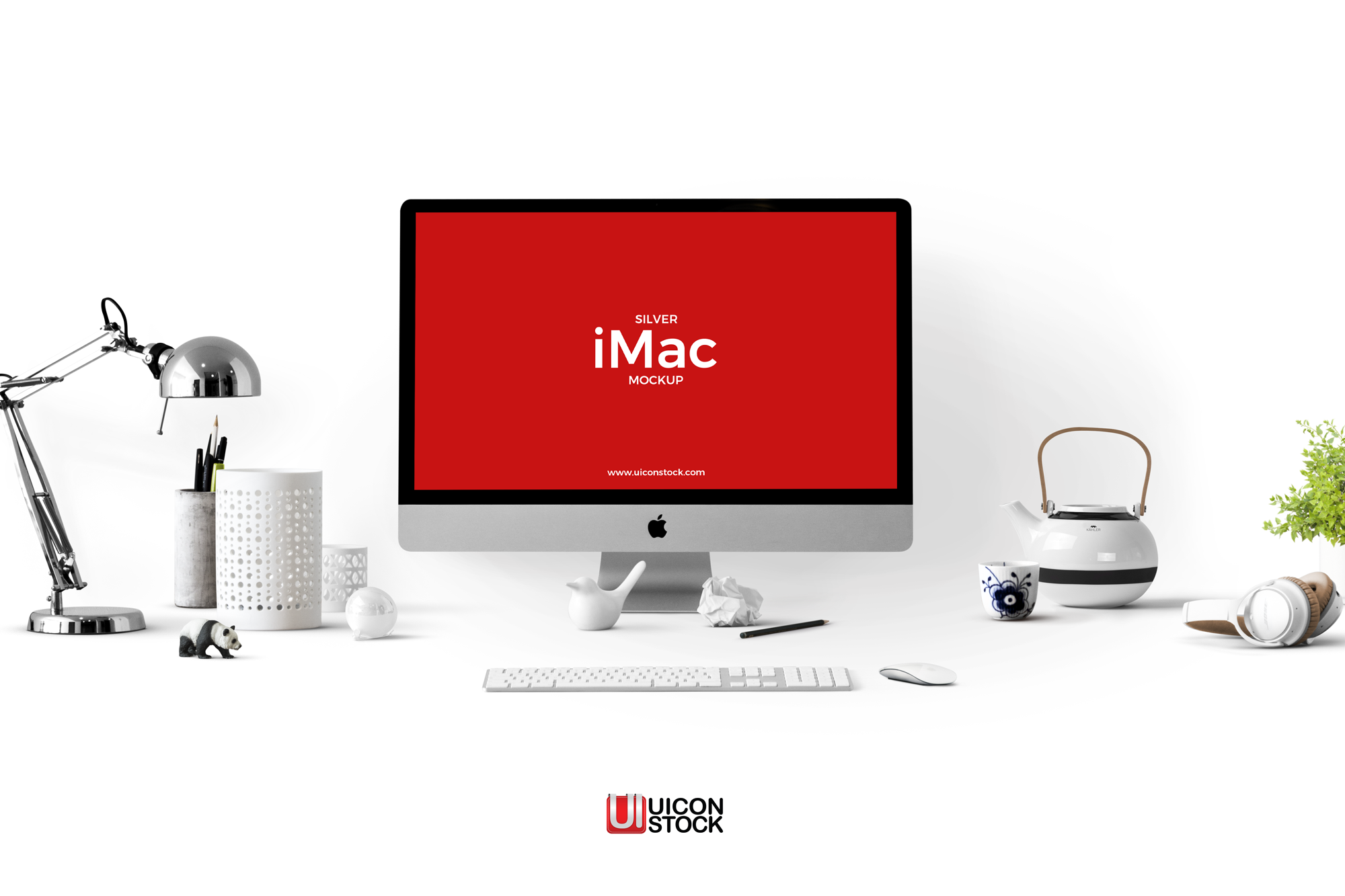Free-Silver-iMac-Mockup-PSD-Template