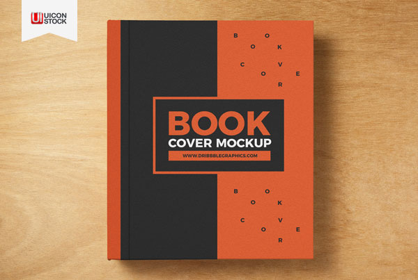 Free-Book-Cover-Mockup-PSD-2018