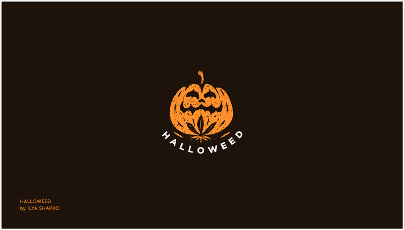 Halloween-Logotype-Creative-Ideas-For-Inspiration-2018-16