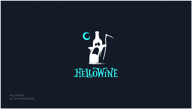 Halloween-Logotype-Creative-Ideas-For-Inspiration-2018-17