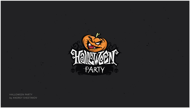 Halloween-Logotype-Creative-Ideas-For-Inspiration-2018-19