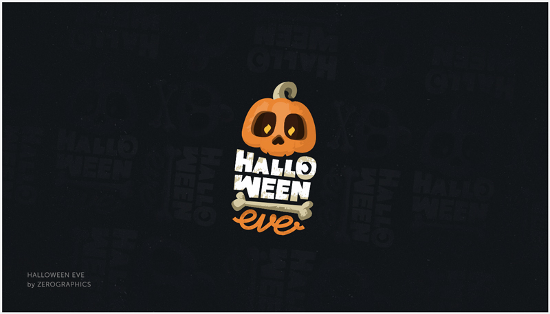 Halloween-Logotype-Creative-Ideas-For-Inspiration-2018-9