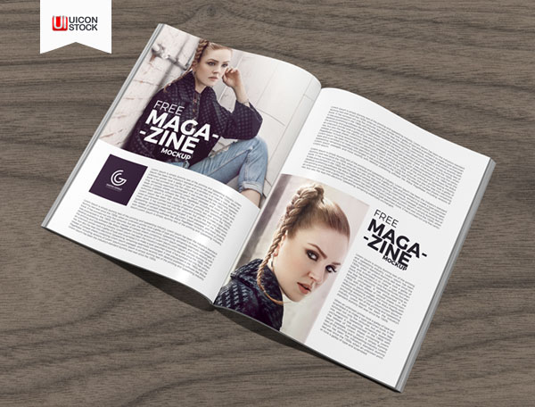 Free-Open-Magazine-Mockup-2018-For-Graphic-Designers