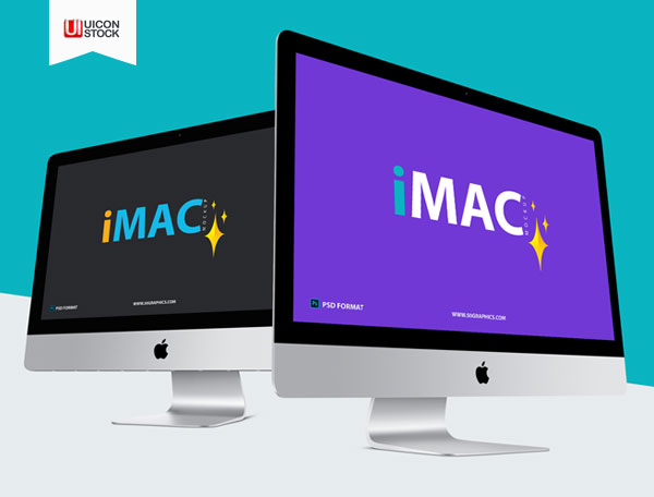 Free-iMac-PSD-Mockup-With-Two-Different-Perspective-2018