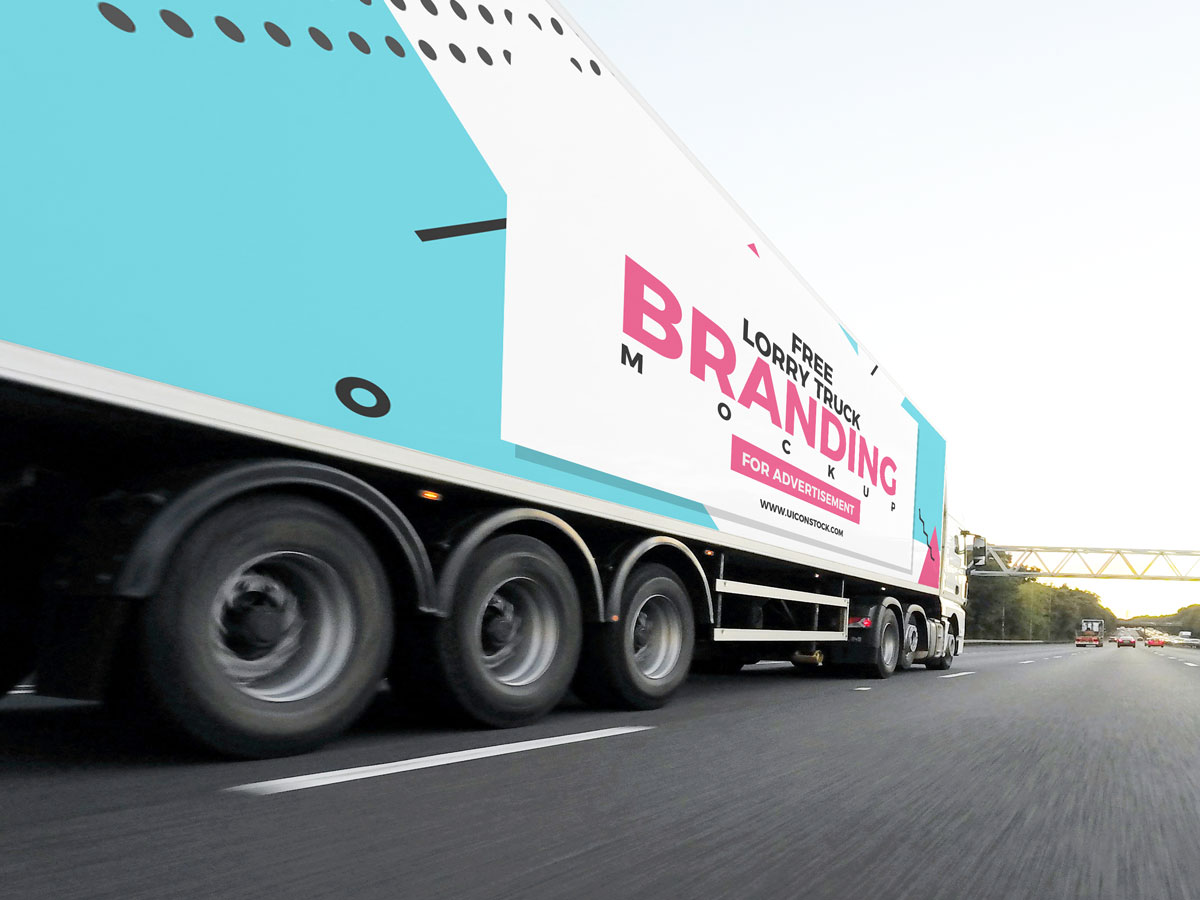 Free-Lorry-Truck-Branding-Mockup-For-Advertisement-2021