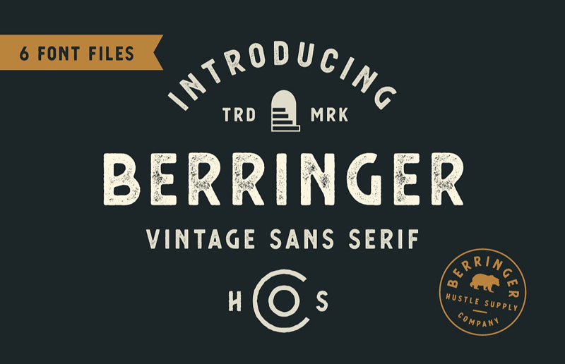 Berringer-Vintage-Type-Family-2018