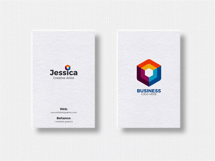Free-2-Vertical-Business-Cards-Mockup-PSD-For-Designers-2018-3