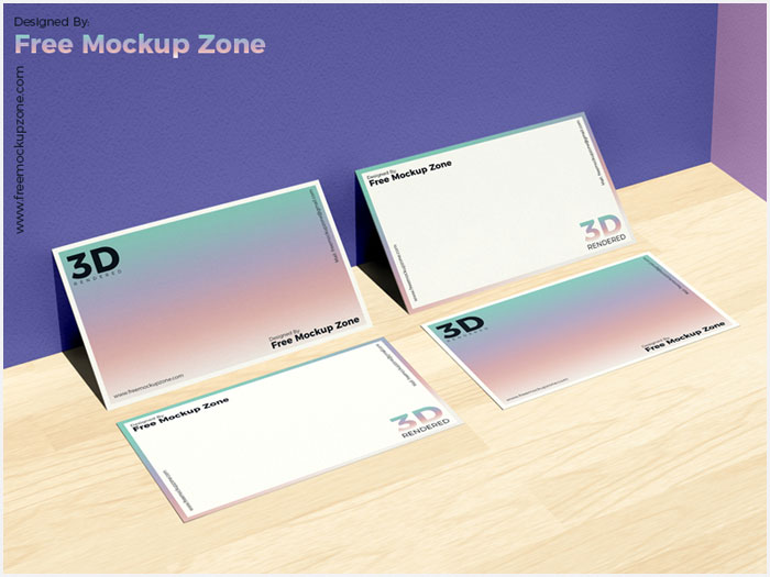 Free-Brand-Business-Card-Mockup-PSD-2018-3
