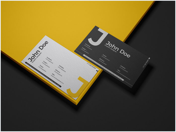 Free-Brand-Business-Cards-Mockup-PSD-Design