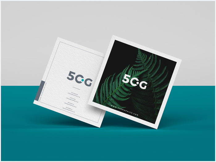 Free-Brand-Square-PSD-Business-Cards-Mockup