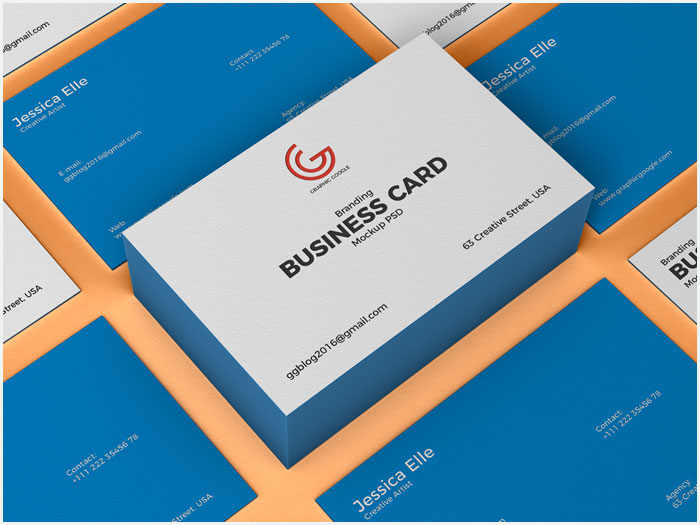 Free-Branding-PSD-Business-Card-Mockup