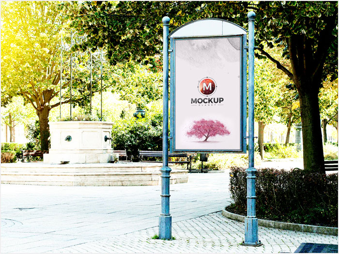 Free-Artistic-Outdoor-Poster-Billboard-Mockup