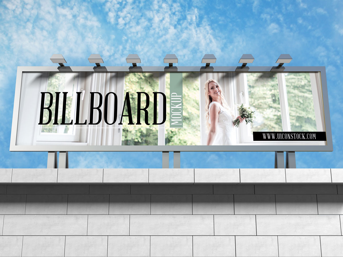 Free-Building-Top-Billboard-Mockup-PSD-For-Outdoor-Advertisement