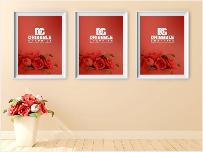 Free-Interior-Free-Poster-Frame-Mockup