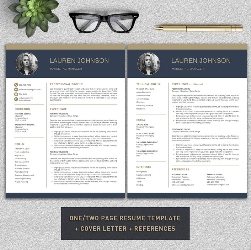 Resume-Template-CV--Cover-Letter
