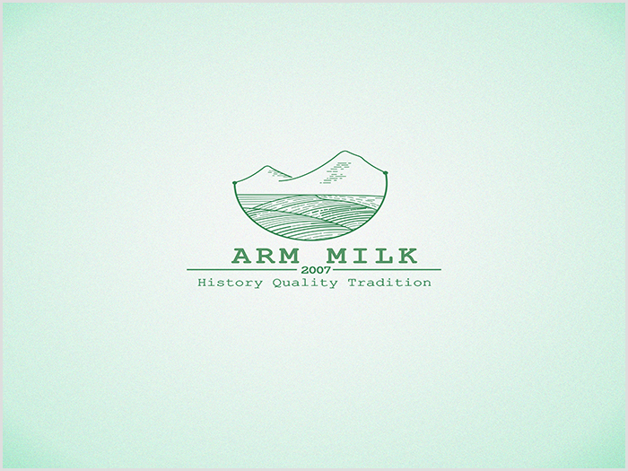 Logo-Design-for-Dairy-Production