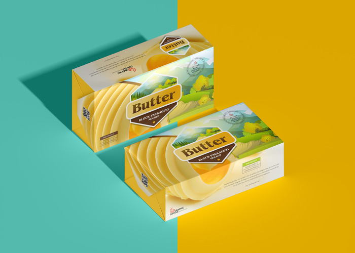 Free-Butter-Block-Packaging-Mockup
