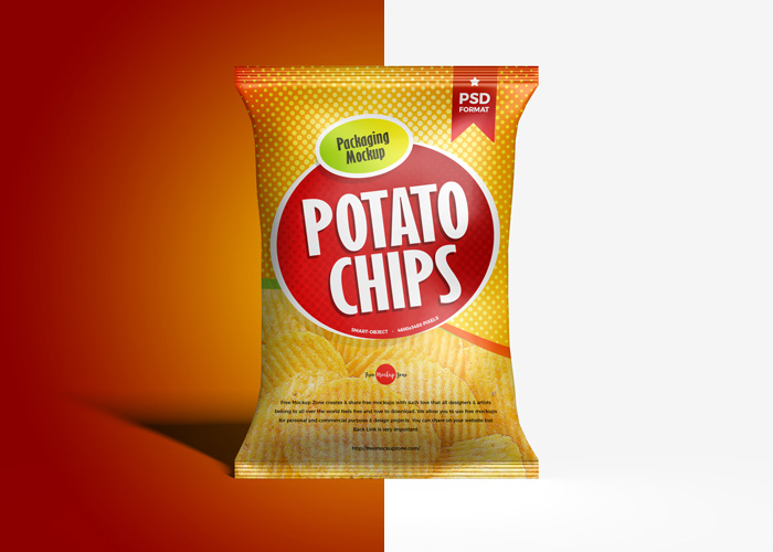 Free-Packaging-Chips-Bag-Mockup